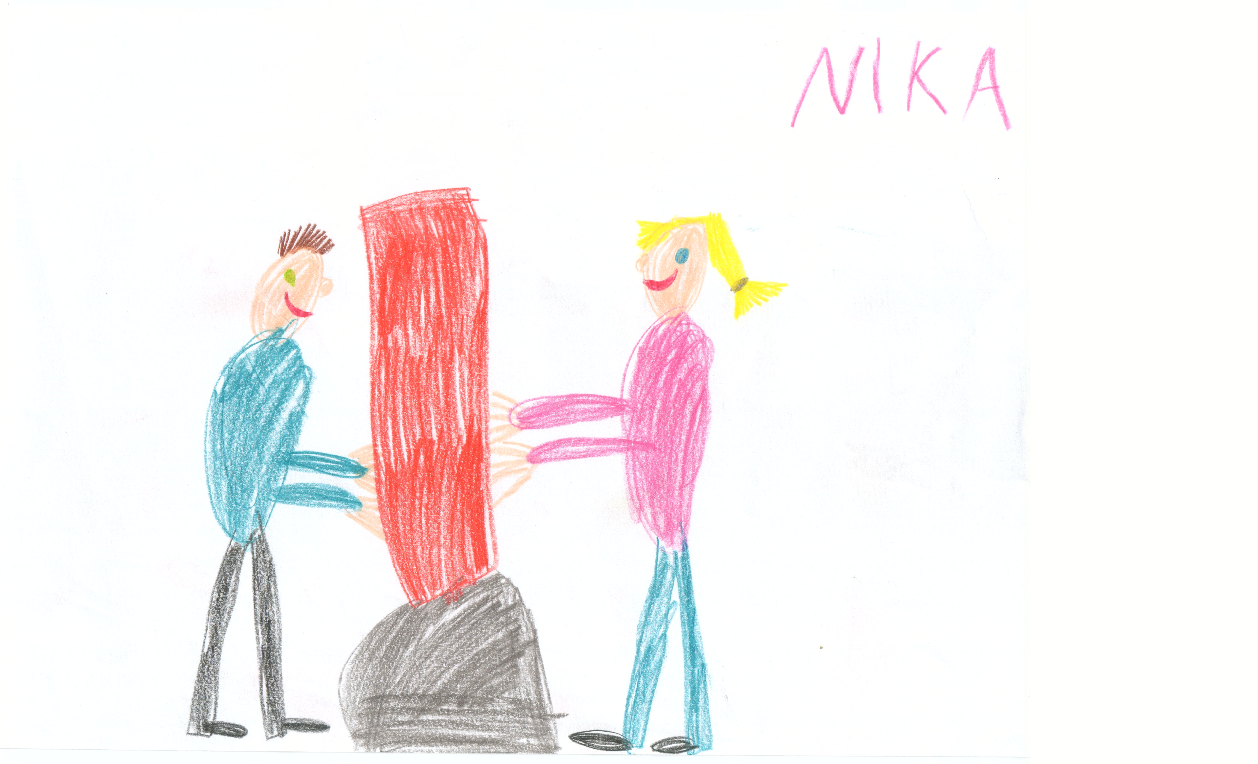 Obrázok malej Fitboxerky Niki