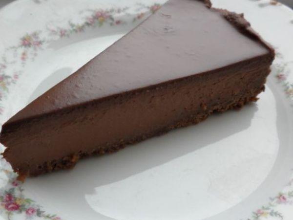 cokoladovy cheesecake