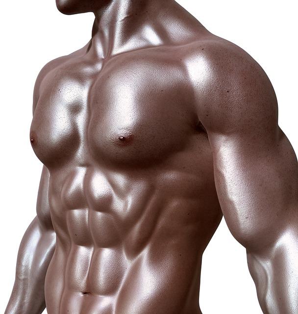 Zdravé naberanie svalovej hmoty