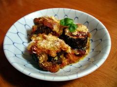 Baklažánové lasagne