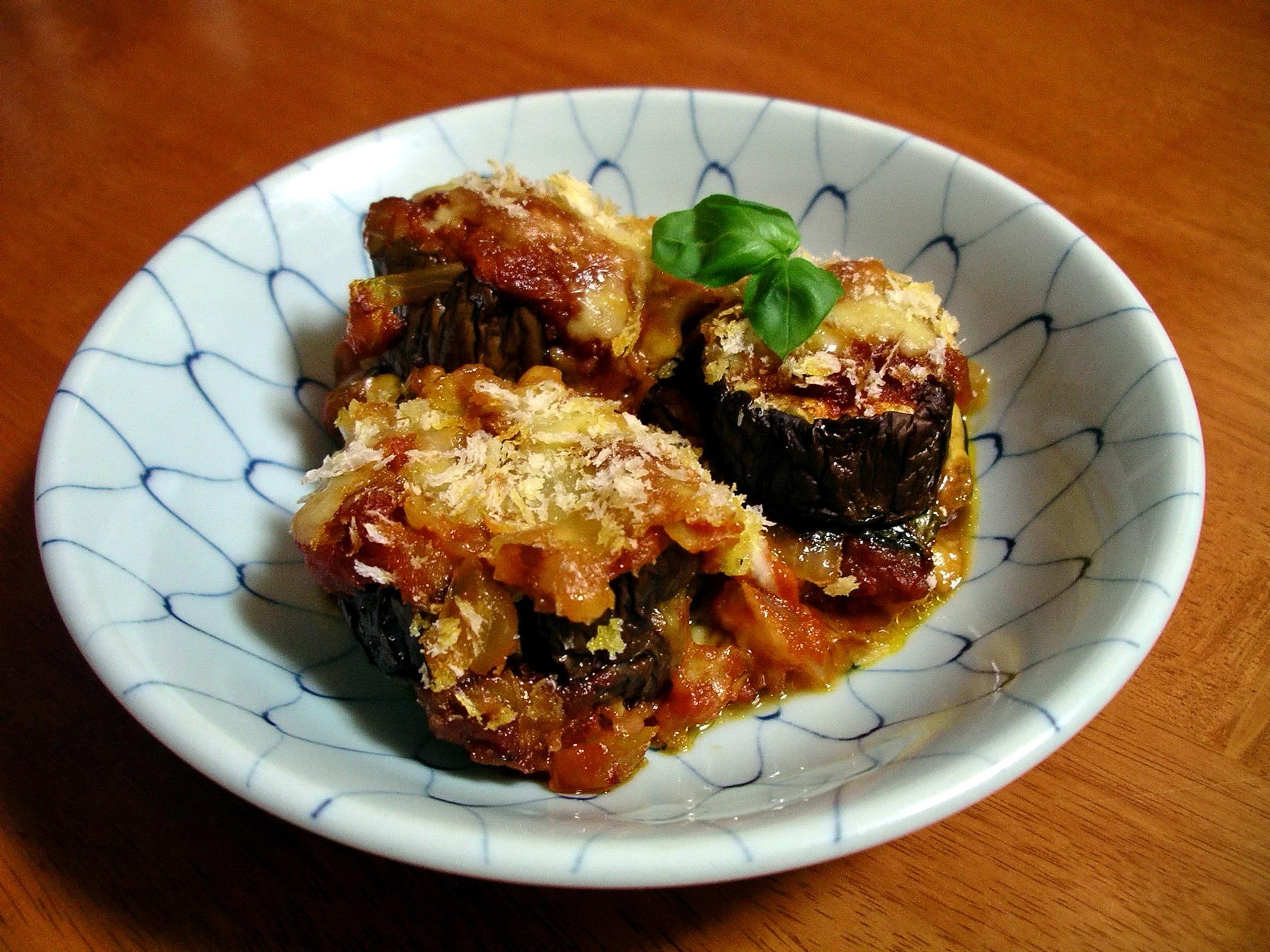baklazanove lasagne