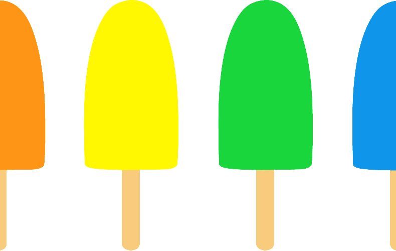 Zmrzlina z kokosovej vody a ovocia