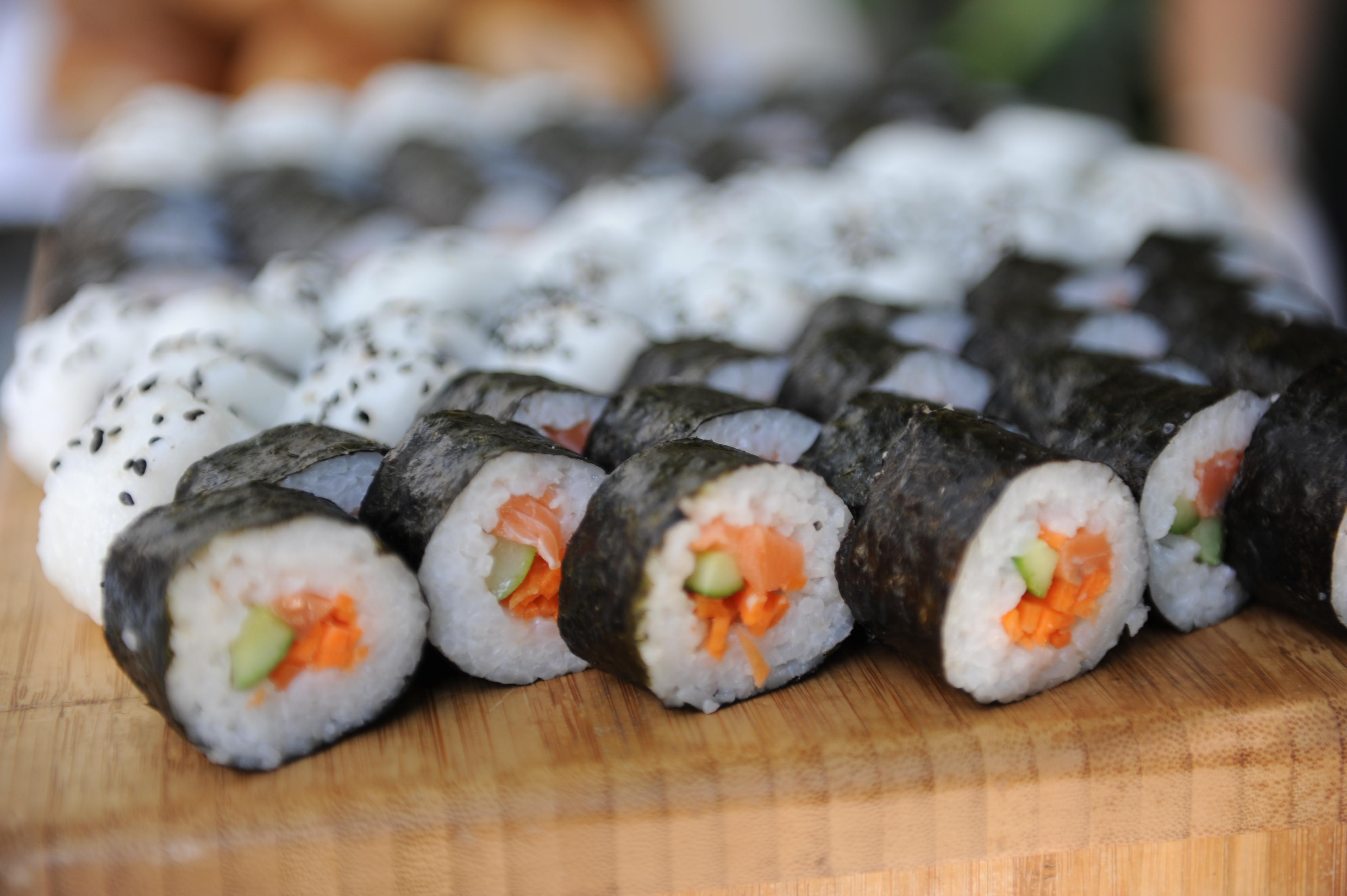 sushi fitbox
