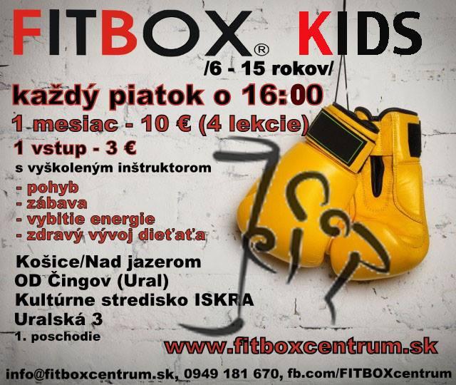 fitbox deti