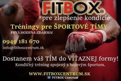 fitbox sprotovy tim
