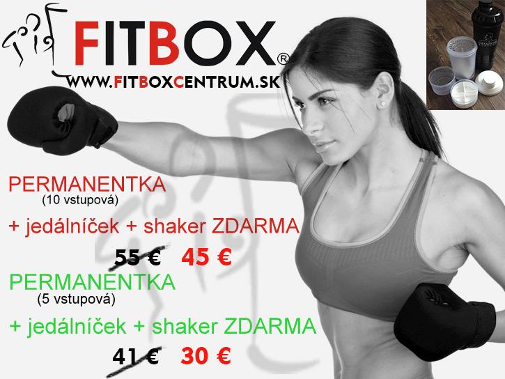 fitboxcentrum akcia