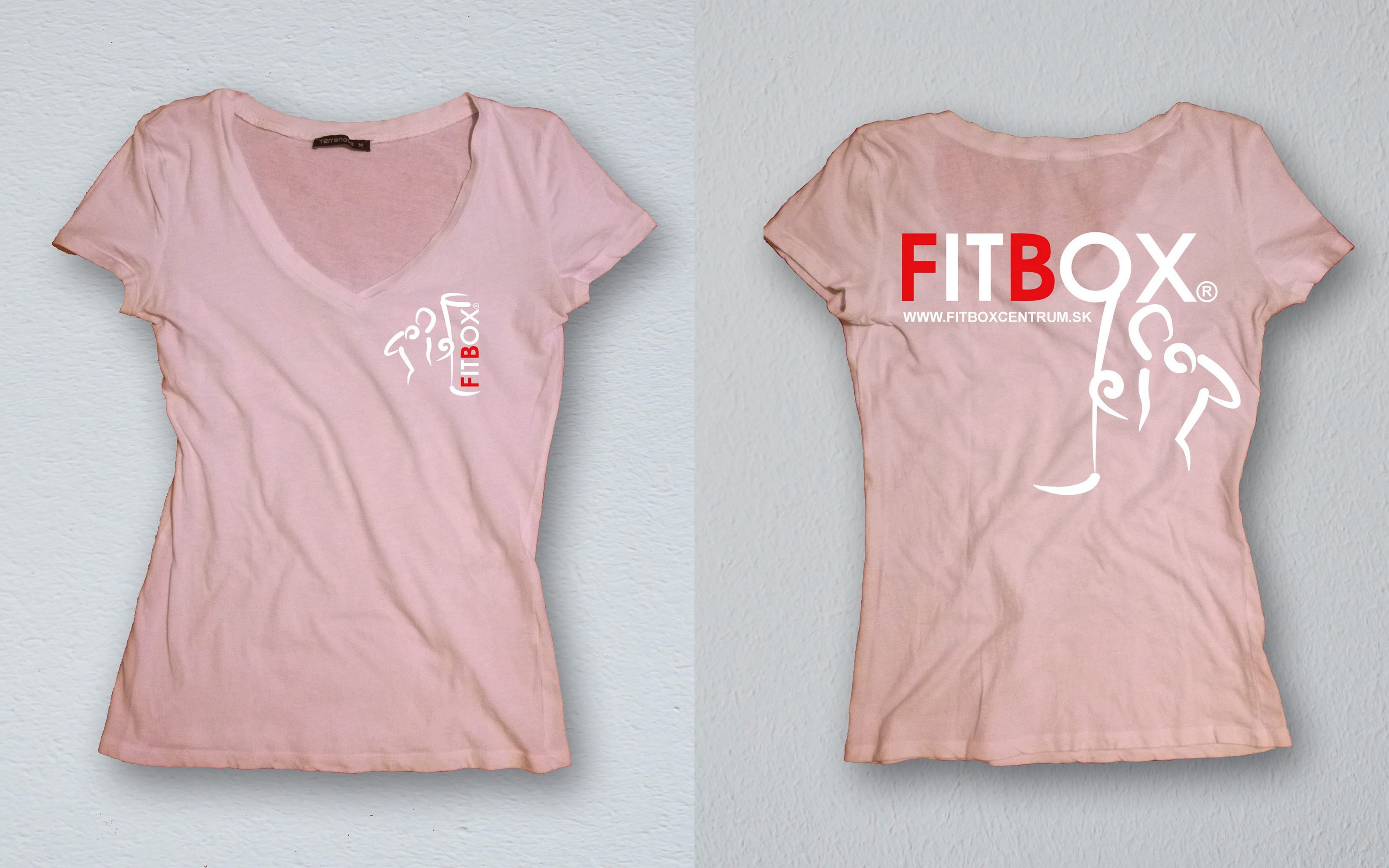 fitbox tricko